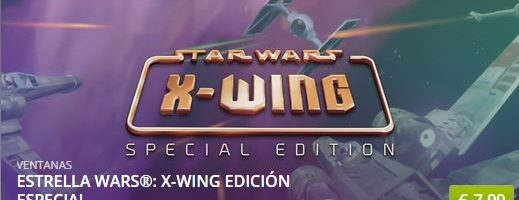 Ya está a la venta Star Wars: X-Wing y Tie-Fighter