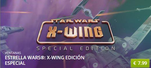 Ya está a la venta Star Wars: X-Wing y Tie-Fighter
