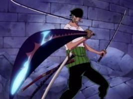 3.500 dólares por las armas de One Piece