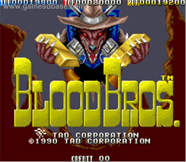 Blood_BrosTAD Corporation
