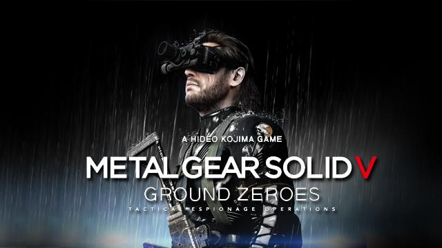 Análisis de Metal Gear Solid V: Ground Zeroes