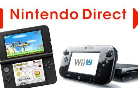 Nuevo Nintendo Direct (14.01.2015)