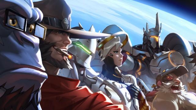 Blizzard crea Overwatch tras la cancelación de Titan