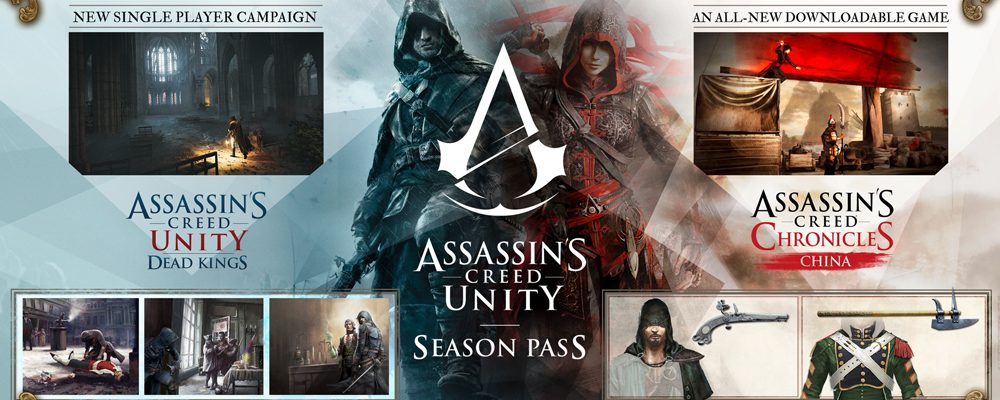 Cancelado el Season Pass de Assassin´s Creed Unity