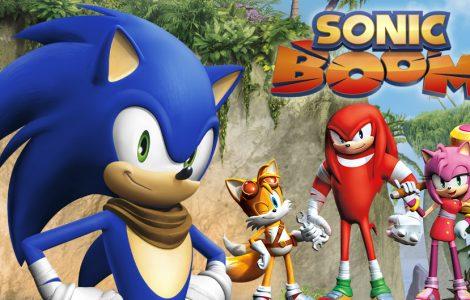 SEGA no proporciona copias de Sonic Boom a los medios