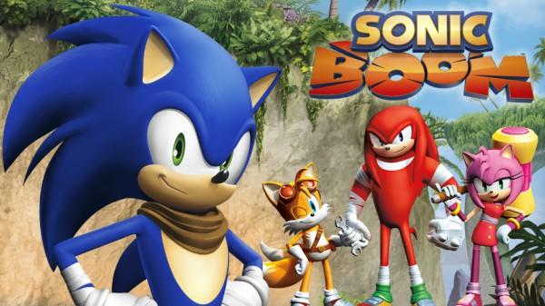 Sonic boom gratis