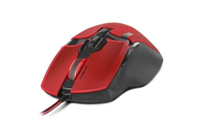 Speedlink Kudos Z-9 el ratón con mayor respuesta