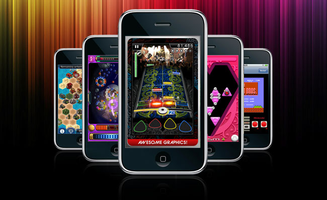 Top 5 Los Mejores Juegos Para Iphone