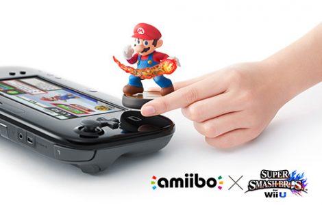 Solo se podrá guardar datos de un juego con Amiibo