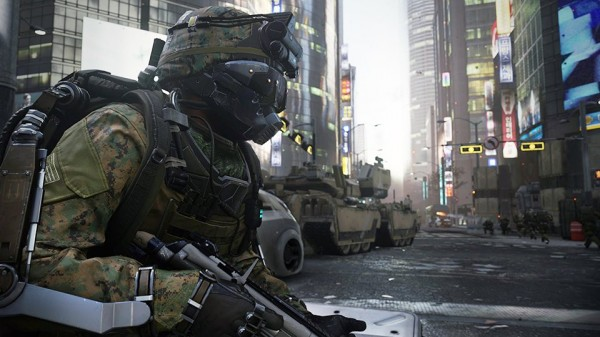 COD Advanced Warfare - SharePlay desactivado