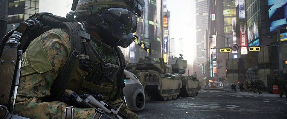 Call of Duty: Advanced Warfare tiene desactivada la función Share Play