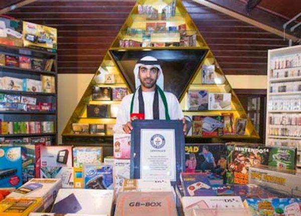 Ahmed Bin Fahad - Foto de la colección de Nintendo
