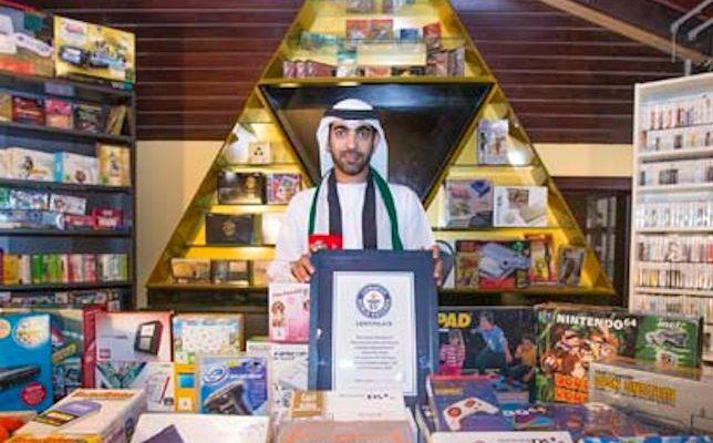 Un policia de 33 años es el mayor coleccionista de Nintendo del mundo