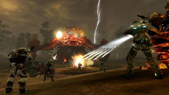 Defiance, ahora free-to-play en Xbox 360