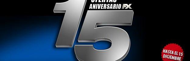 FX Interactive celebra su 15 aniversario