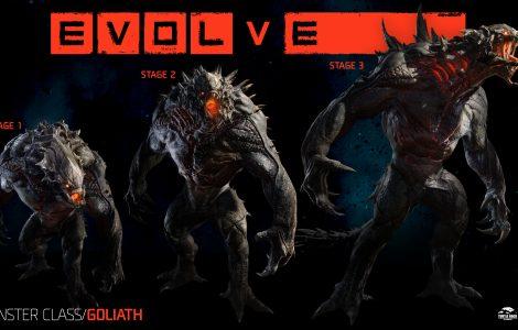 Ya disponible Big Aplha de Evolve en PS4