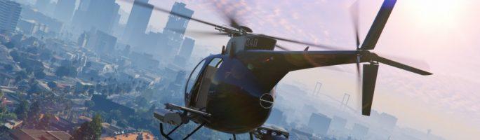 Así es Grand Theft Auto V en primera persona