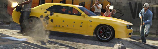 Errores de GTA V en PS4 y Xbox One después de instalar el parche 1.03