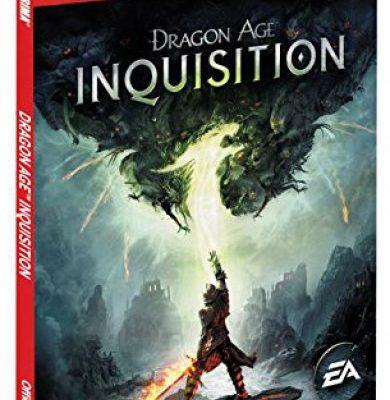 Se confirma que la Guía Dragon Age: Inquisition no saldrá en Español