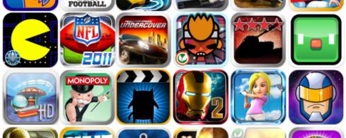 TOP 5: los mejores juegos para iPhone