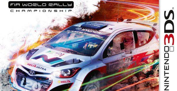WRC - Nintendo 3DS