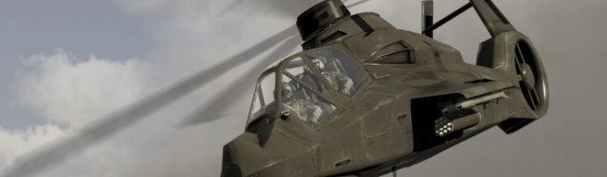 ARMA 3 ya cuenta con helicópteros, gracias al nuevo DLC