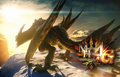 Monster Hunter 4 Ultimate, líder de ventas en Japón