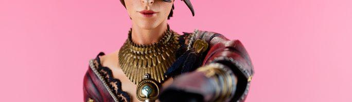 Salen para preventa la figura de Morrigan de Dragon Age: Inquisition