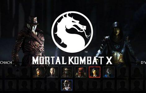 Kenshi y Liu Kang serian los nuevos personajes de Mortal Kombat X
