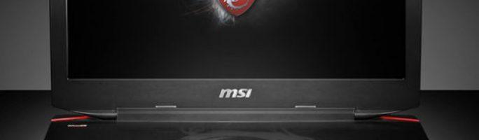 MSI GT80 Titan incluye por primera vez teclado mecánico en un portátil