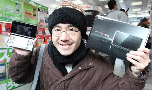 Nintendo 3DS se afianza como líder de ventas en Japón
