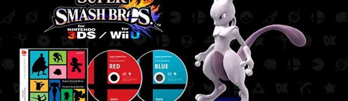 Nintendo lanza una promoción de Super Smash Bros.