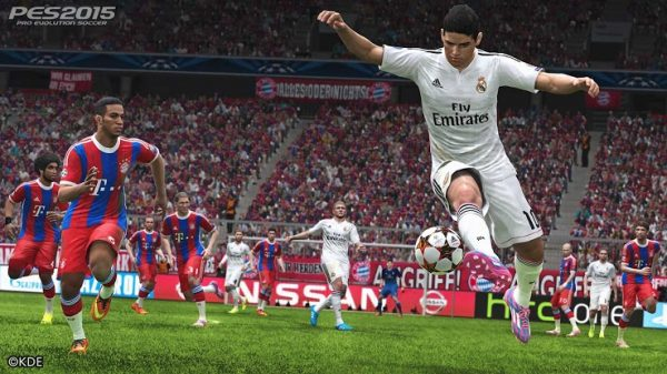PES 2015 - Demo Steam