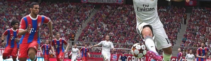 PES 2015, ya disponible la demo en Steam