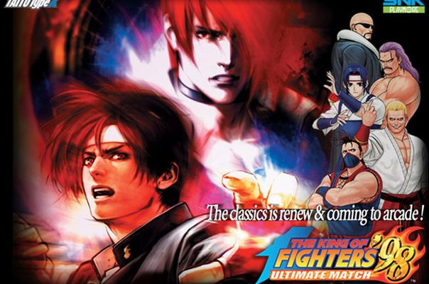 The King of Fighters 98 Ultimate Match Final Edition ahora en Steam