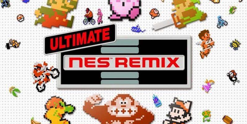 Ultimate NES Remix ya está disponible para Nintendo 3DS