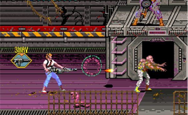 Aliens Arcade, una buena adaptación de Aliens El Regreso