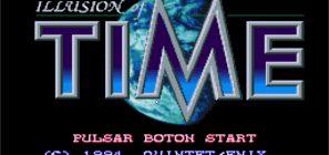 Illusion of Time, el precursor de los juegos RPG