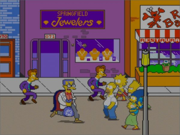 Simpsons Evil Smithers