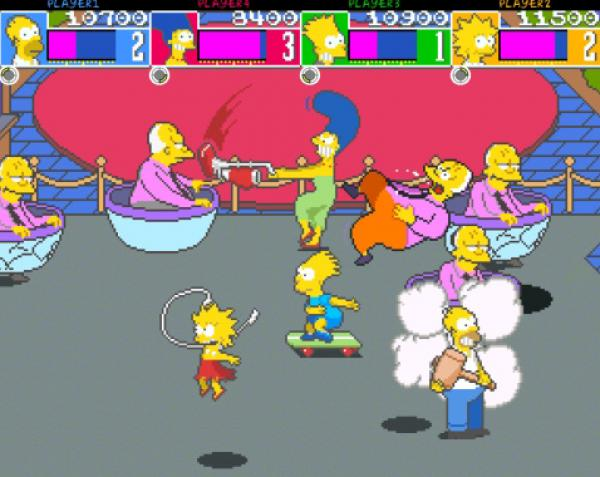 Simpsons_Arcade_Game