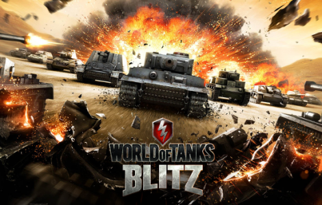 World of Tanks Blitz ya está disponible para Android
