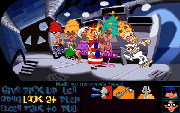 day of tentacle