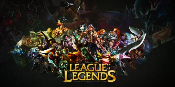 league of legends merchandising