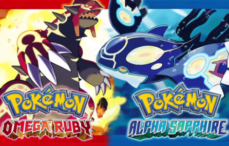 Pokemon Rubí Omega y Alfa Zafiro triunfan en Reino Unido