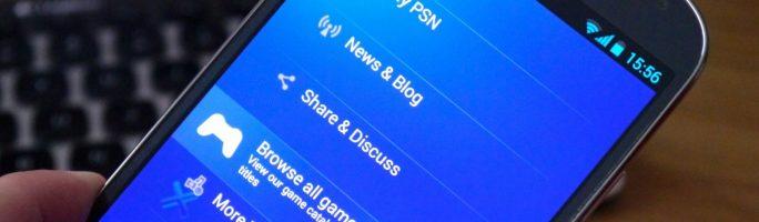 Ajustes de conexión de la PlayStation®App