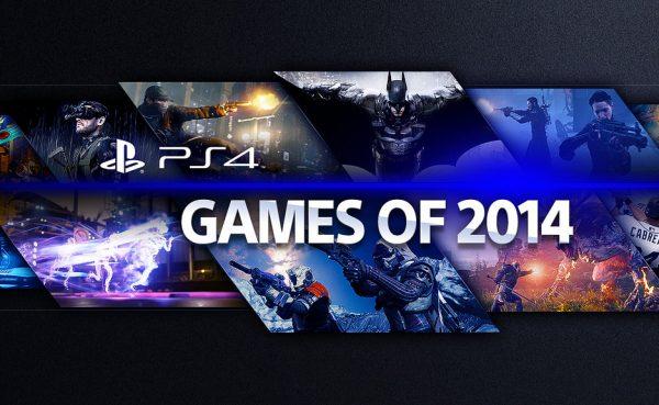 Los mejores juegos para PS4 de todo el 2014