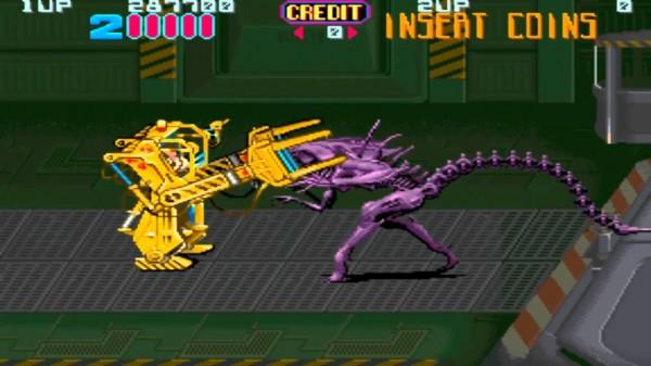 ripley aliens arcade
