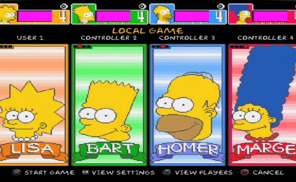 Retroanalisis: The Simpsons Arcade Game es y será el original