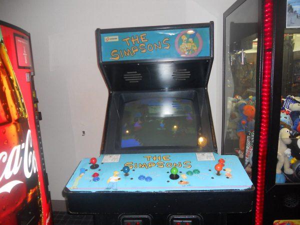 the_simpsons_arcade_game recreativa