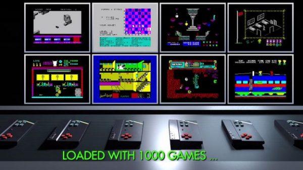 ZX Spectrum Vega - Indigogo